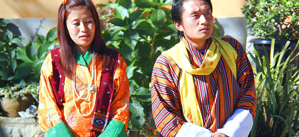 Bhutan National Dress