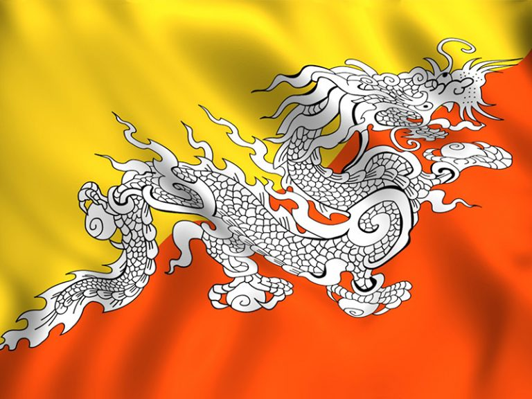 Bhutan National Symbol
