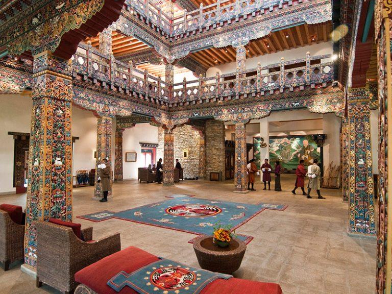 Paro Zhiwa Ling Resort