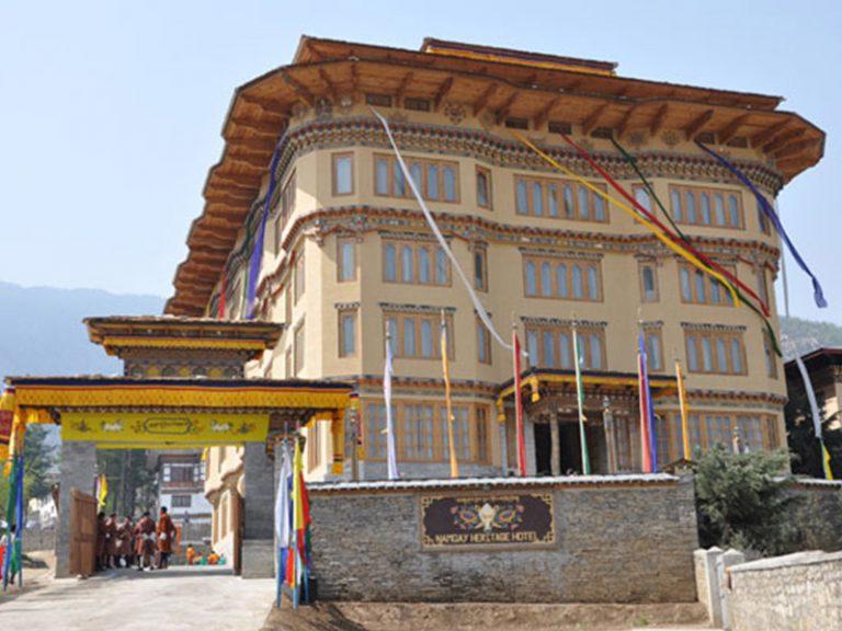Thimphu Hotel Namgay Heritage