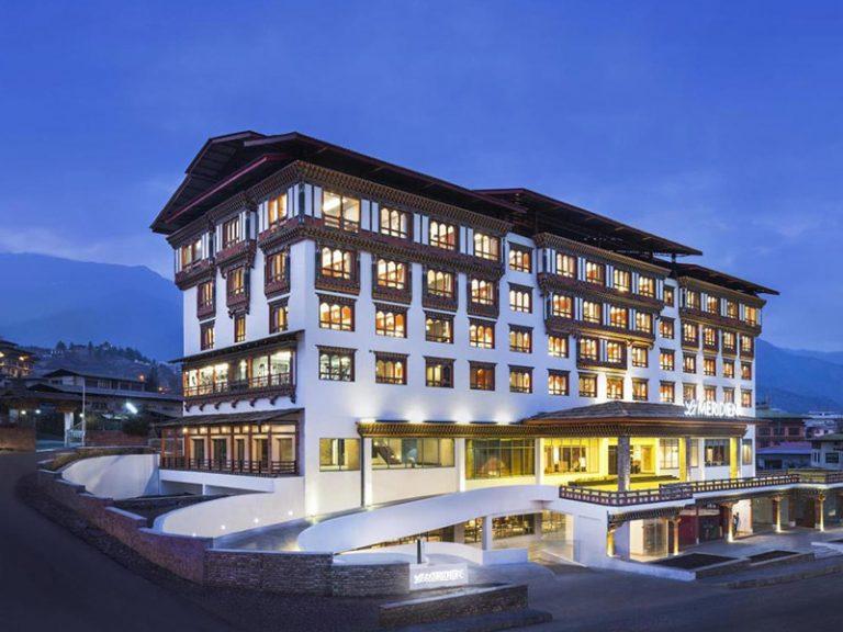 Thimphu Le Meridian