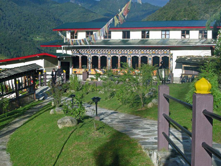 Trongsa Yangkhil Resort